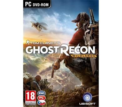 Ubisoft PC Tom Clancy's Ghost Recon: Wildlands