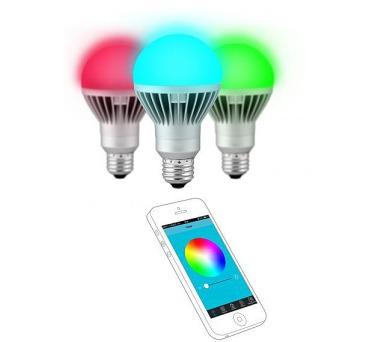 Technaxx LED žárovka LED RGB