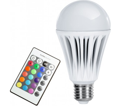 Technaxx LED žárovka TechLight RGB E27 10W