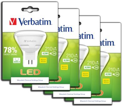 LED žárovka Verbatim + DOPRAVA ZDARMA