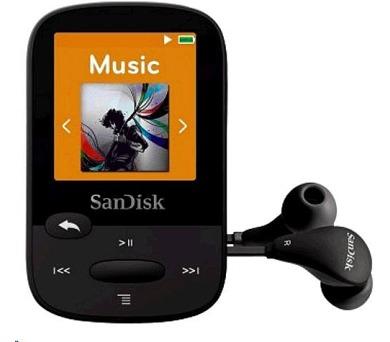 SanDisk Sansa Clip Sport 8GB