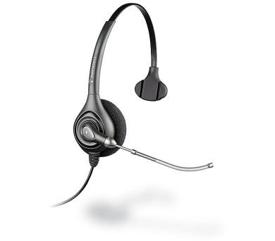 Plantronics náhlavní souprava SupraPlus na jedno ucho se sponou (HW251/A) + DOPRAVA ZDARMA