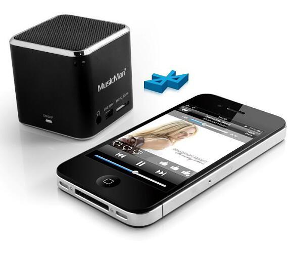 Technaxx přenosný Bluetooth reproduktor Mini MusicMan