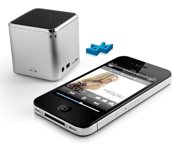 Technaxx přenosný Bluetooth reproduktor Mini MusicMan + DOPRAVA ZDARMA