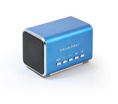 Technaxx přenosný stereo reproduktor MIDI MusicMan + DOPRAVA ZDARMA