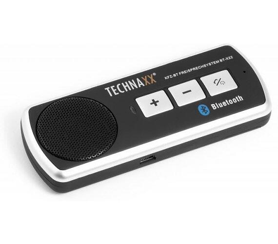 Technaxx Bluetooth handsfree na stínítko do auta (BT-X22)