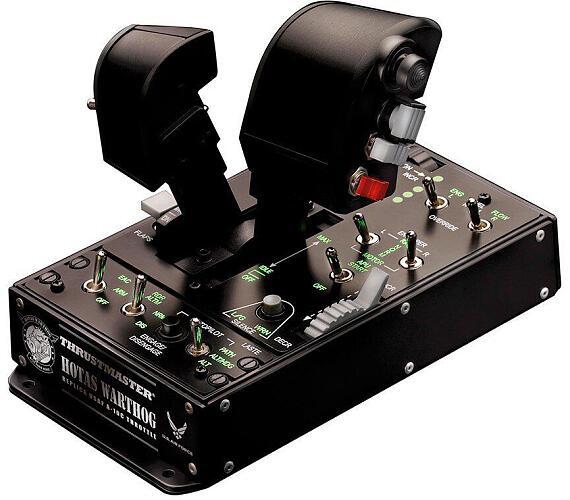 Thrustmaster plynový pedál HOTAS WARTHOG pro PC (2960739) + DOPRAVA ZDARMA