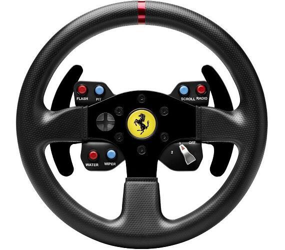 Thrustmaster Volant Ferrari GTE Add-On Ferrari 458 Challenge Edition pro T300/T500/TX (4060047) + DOPRAVA ZDARMA