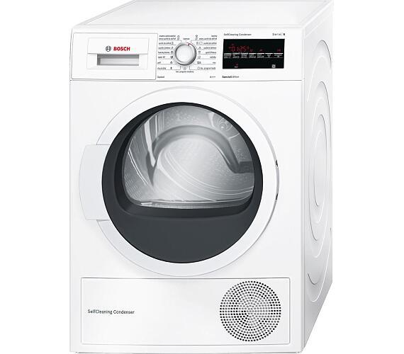 Bosch WTW87467CS + 100 dní možnost vrácení* + DOPRAVA ZDARMA