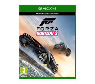 Microsoft Xbox One Forza Horizon 3
