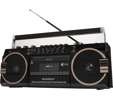 Ricatech PR1980 Ghettoblaster + DOPRAVA ZDARMA