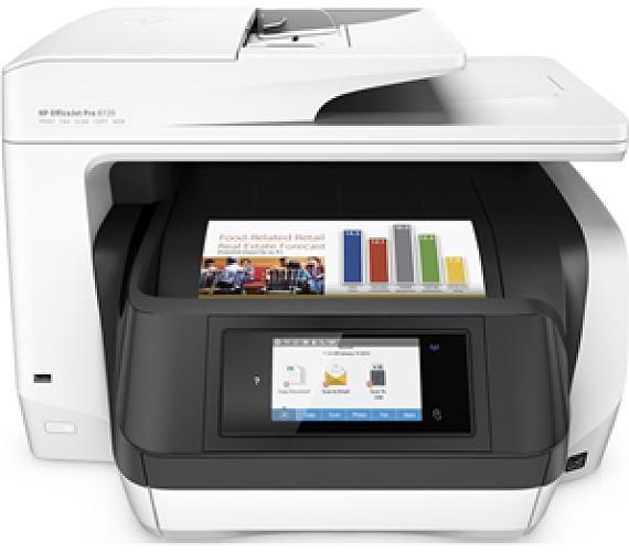 Tiskárna multifunkční HP Officejet Pro 8720 A4