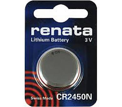 Renata CR2450N lithium 3V Lithiová knoflíková baterie 3V