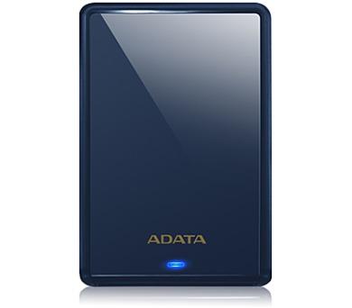 A-Data HV620S 1TB - modrý + DOPRAVA ZDARMA