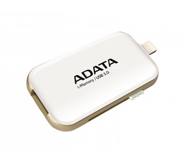 A-Data UE710 64GB pro Apple - bílá + DOPRAVA ZDARMA