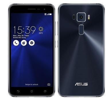 Asus ZenFone 3 ZE520KL - černý