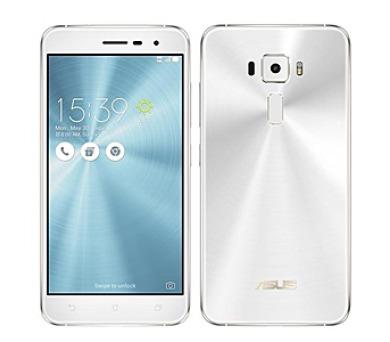 Asus ZenFone 3 ZE520KL - bílý