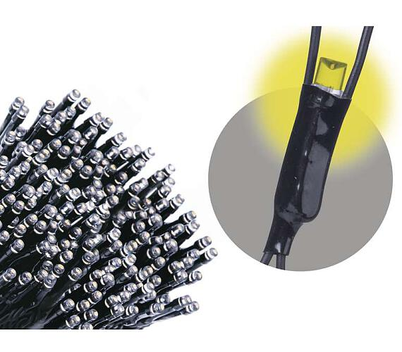 160 LED osvětlení síť 1,5×2m