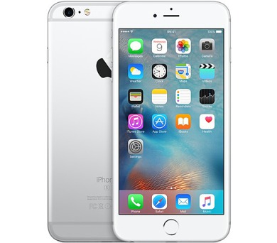 Apple iPhone 6s Plus 32GB- Silver + DOPRAVA ZDARMA