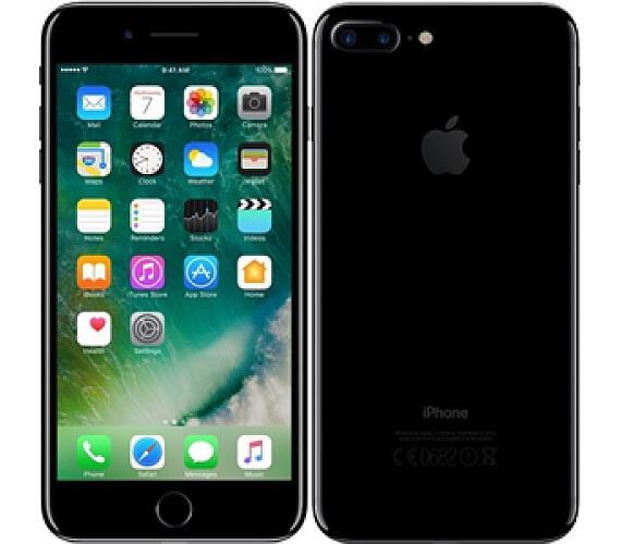 Apple iPhone 7 Plus 128 GB - Jet Black
