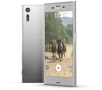 Sony Xperia XZ (F8331) - platinum