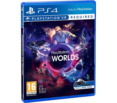 Sony PlayStation VR Worlds (PS4) + DOPRAVA ZDARMA
