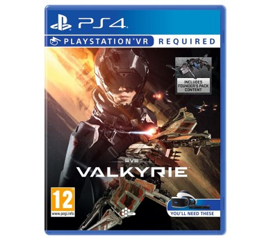 Sony PlayStation VR Eve Valkyrie (PS4) + DOPRAVA ZDARMA