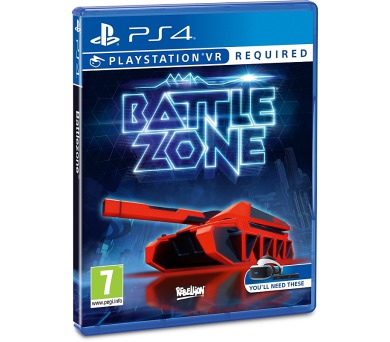 Sony PlayStation VR Battlezone (PS4)