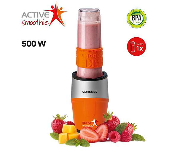 Concept SM-3381 smoothie maker - Active Smoothie