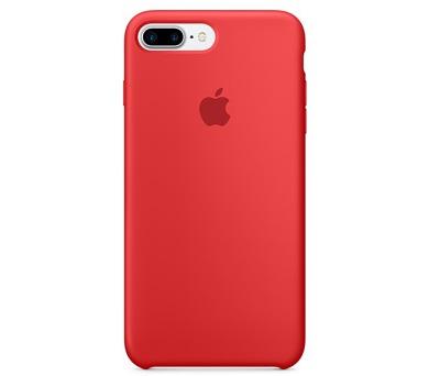 Apple Silicone Case pro iPhone 8 Plus / 7 Plus (PRODUCT)RED™ - červený