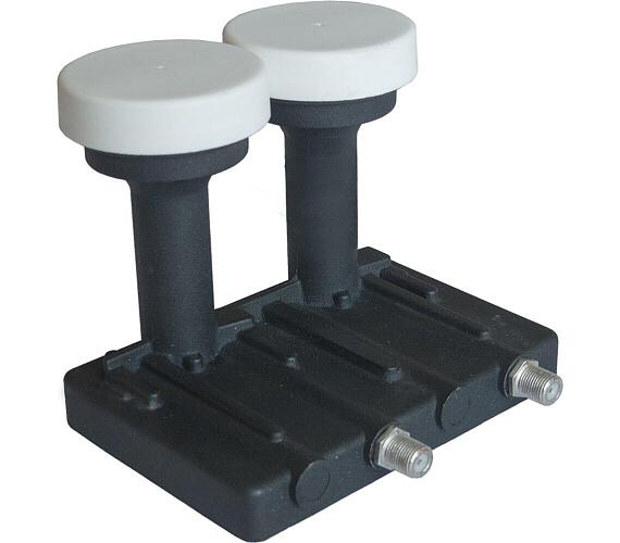 Ostatní Konvertor Zircon Monoblock Twin M-0243 Skylink 0,2dB Slim line