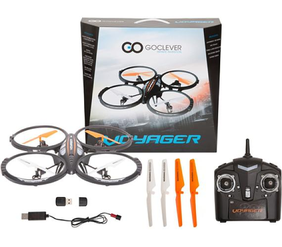 GOCLEVER Drone Voyager GCDV