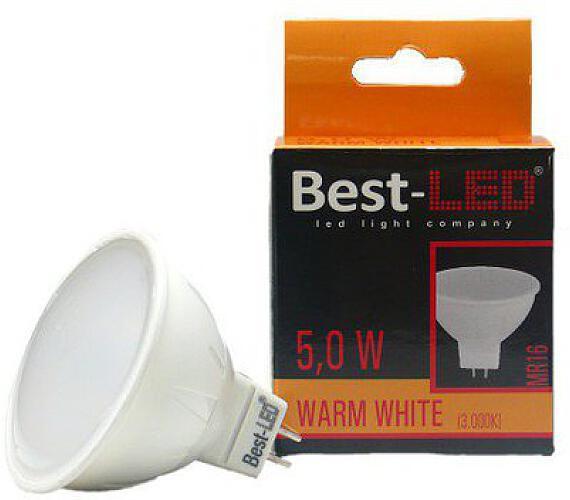 Best-LED MR16 5W teplá bílá BMR16-5-440W