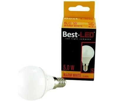 Best-Led E14 5W tep.bílá BL-G45-5W