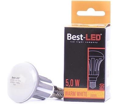 Best-Led E14 5W tep.bílá BL-R50-5W-2
