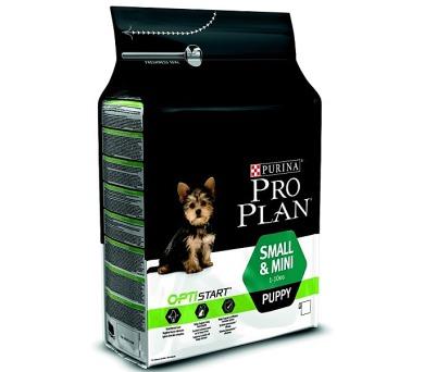 Granule Purina Pro Plan SMALL & MINI PUPPY 2 + 1 kg ZDARMA