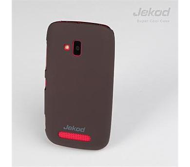 JEKOD Super Cool Pouzdro Brown pro Nokia Lumia 610