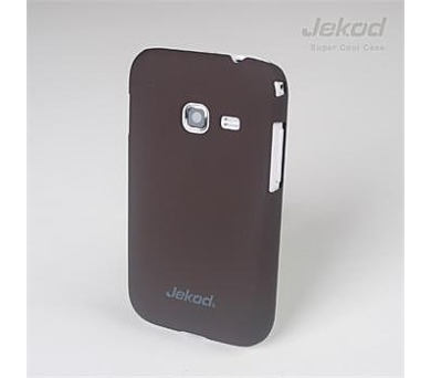 JEKOD Super Cool Pouzdro Brown pro Samsung S6802 Galaxy Ace Duos