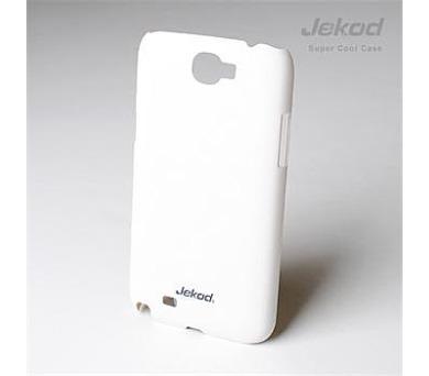 JEKOD Super Cool Pouzdro White pro Samsung N7100 Galaxy Note2