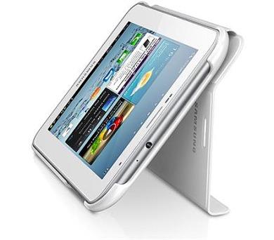 Samsung Book Cover EFC-1G5SWE pro Galaxy Tab 7.0 White + DOPRAVA ZDARMA
