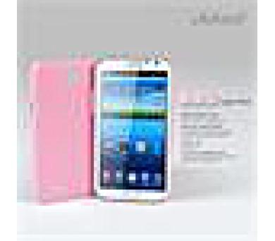 JEKOD Shield Kožený Zadní Kryt Pink pro Samsung N7100 Galaxy Note2