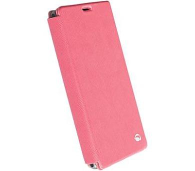 Krusell Malmö FlipCase pro Sony Xperia Z1 Pink + DOPRAVA ZDARMA