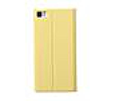 Xiaomi NBH27AB Original Flip Pouzdro vč. Stojánku Yellow pro Mi3 (EU Blister) + DOPRAVA ZDARMA