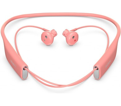 Sony Stereo Bluetooth Headset Pink