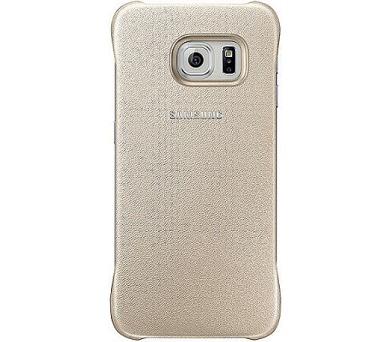 Samsung ochranný kryt EF-YG925BFE pro Galaxy S6 Edge Gold + DOPRAVA ZDARMA