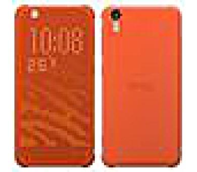 HTC HC M160 Dot View flipové pouzdro pro Desire EYE Orange (EU Blister) + DOPRAVA ZDARMA
