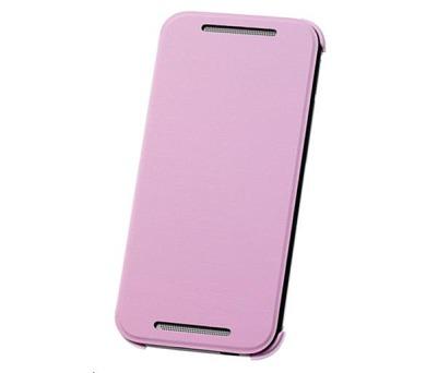 HTC HC V970 flipové pouzdro pro One Mini 2 Pink (EU Blister) + DOPRAVA ZDARMA