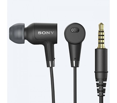 Sony High Resolution Stereo Headset Black (EU Blister)