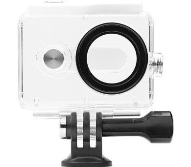 Xiaomi YI vodě odolné pouzdro (IP68) pro kameru White