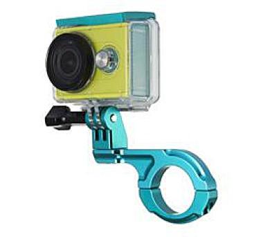 Xiaomi YI držák na řidítka pro kameru Green + DOPRAVA ZDARMA